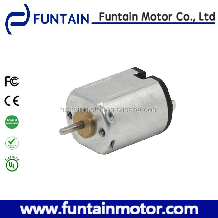4.5v dc motor 20000rpm for electric opening doors, Funtain Motor FF-M10