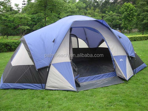 Waterproof Automatic Outdoor 4 Person Instant Camping Family Tent 3 person dome tent for camping