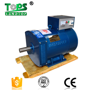 top STC type portable 3kw 5kw 12kw 20kw 24kw 400v electric generator