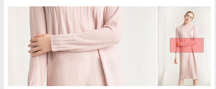 Geribbelde computer Knit groothandel vrouwen casual kleding