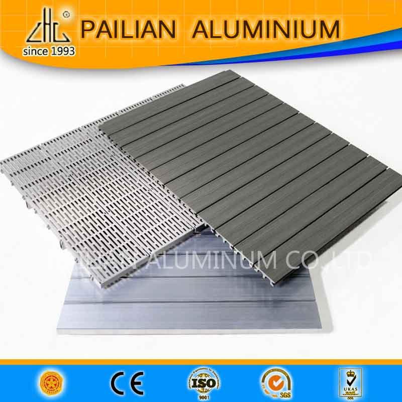 Aluminum decking canada