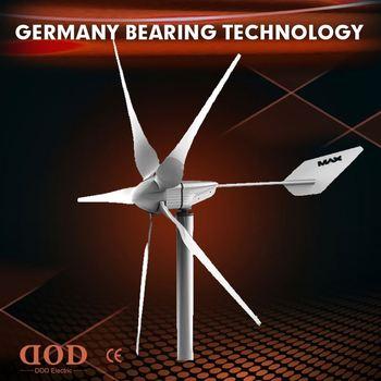 Small Wind Generator 500w Rpm Windmills To Pump Water 600w