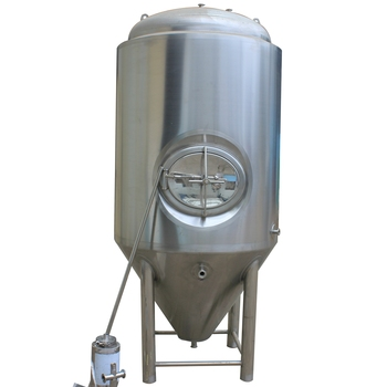 1000L Big Stainless steel brewing equipment fruit and Wort boiling beer brewing equipment,beer ripening