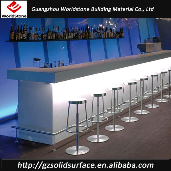 restaurant and bar supplys decor custom made bar counter for sale