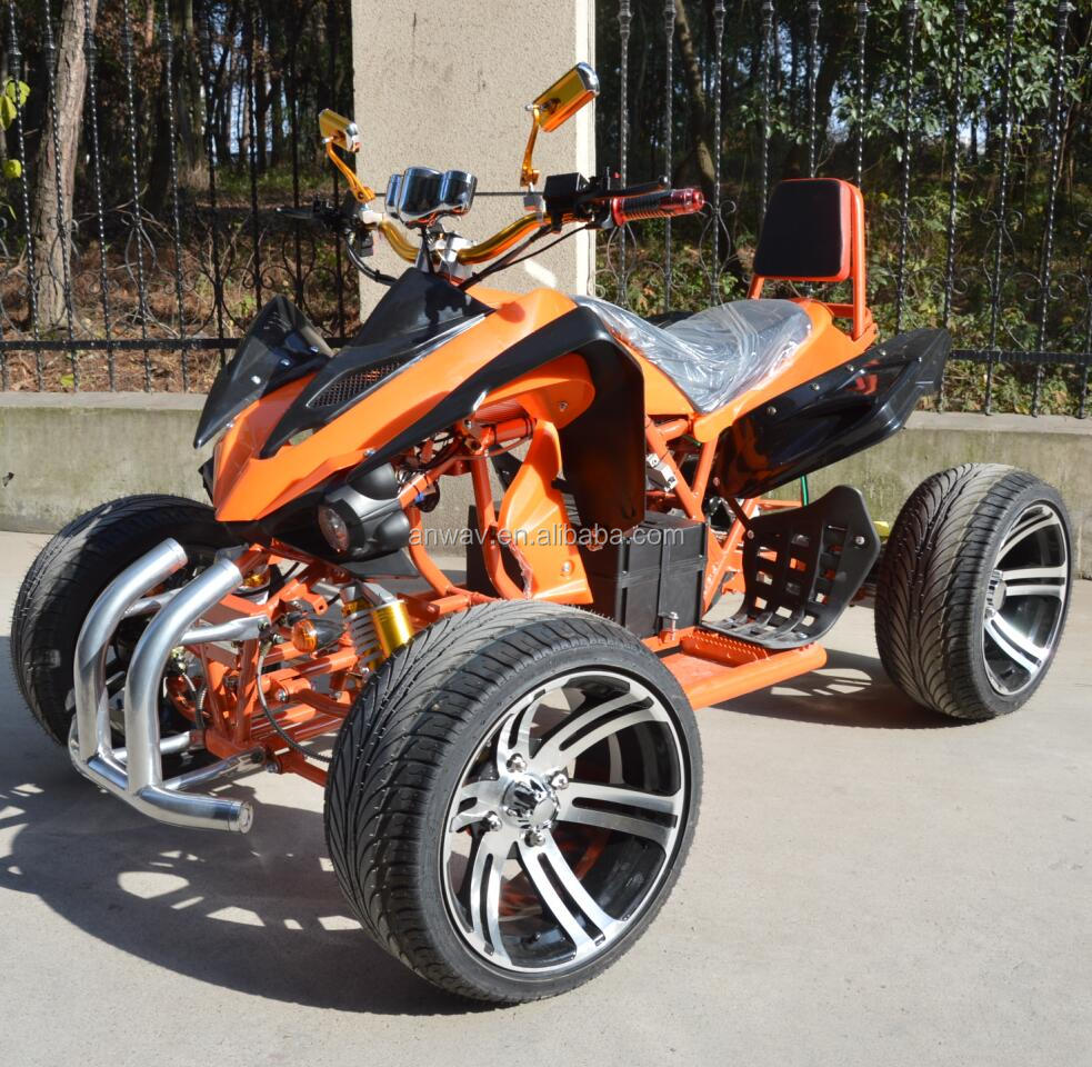 China Adults 60V 3000W 4000W electric Quad Bike ATV with big power