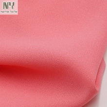 Nanyee Textil Poly Spandex <span class=keywords><strong>Wassermelone</strong></span> Crepe <span class=keywords><strong>Stoff</strong></span>
