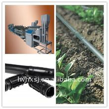 drip irrigation products made in china Inlaid Round Emmiter dripper for greenhouse work Irrigation Pipe Production Line