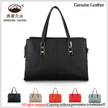 An778 High Quality Genuine Leather Bag Manufacturers In Bangkok Patch Shoulder Las Handbag