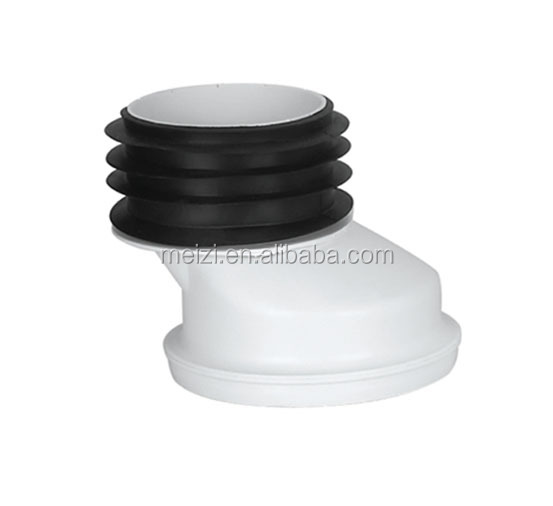 sanitary ware fitting toilet adapter for toilet installation