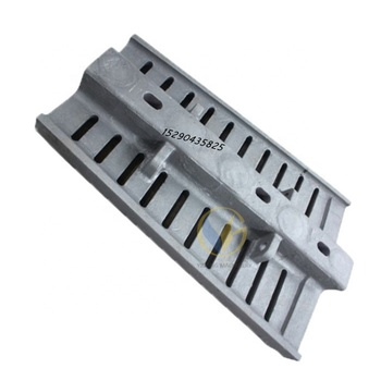 120T heavy duty quarry tooth jaw plates for jaw crusher