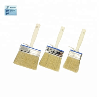 Professional Flat Paint Brushes With Wood Handle For Painting Use Impa Code 510101 Ship Store Buy Deck Store Professional Flat Paint Brushes Marine