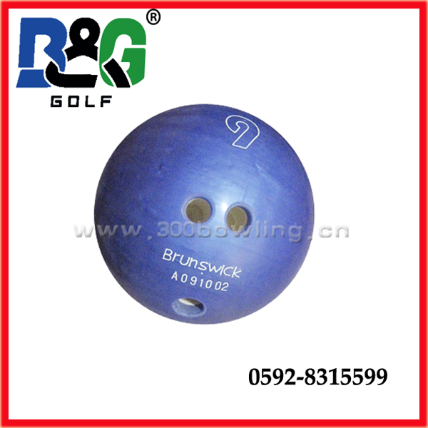 Colorful OEM brunswick urethane Bowling Ball