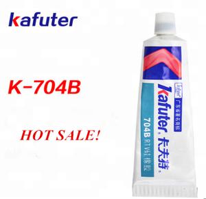 Hengda kafuter K-704B black silicone sealant