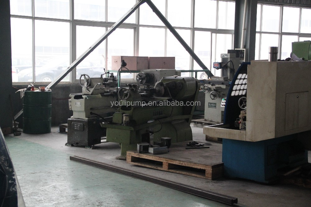 Electric Motor Engine Driven Multistage River Water Pump