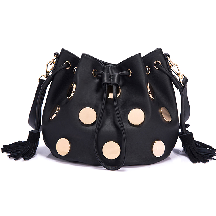 Wholesale handbag manufacturers china pu leather womens custom handbags