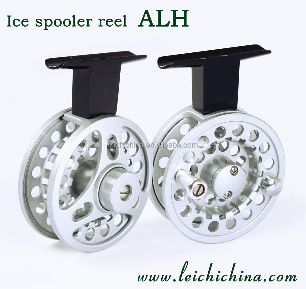 Top grade aluminum ice fishing reels buy ice reels ice for Best ice fishing reel