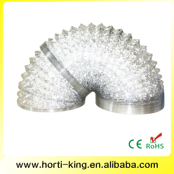 High tensile air duct best price, air conditioning duct