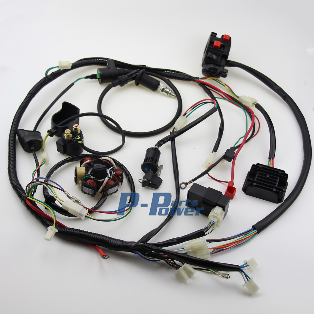 online buy wholesale gy6 150cc stator from china gy6 150cc. Black Bedroom Furniture Sets. Home Design Ideas