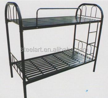 Ordinaire Indian Bedroom Furniture Metal Double Bunk Bed,double Decker Bunk Beds