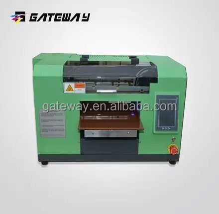 A4 size LED UV printer for Photo Album in various of materials