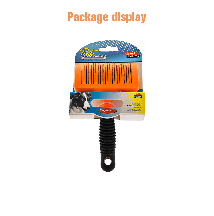 Hot Selling Personalized Pet Hair Brush ,Pet Grooming Supplies