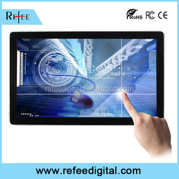 42 inch full hd media player tv wall mounted media player