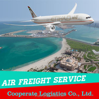 Professional Amazon/FBA/DHL/UPS/FEDEX/TNT freight forwarder from China with Cheapest air freight