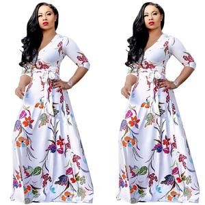 ed3ab415 African Print Dress Designs, African Print Dress Designs Suppliers and  Manufacturers at Alibaba.com