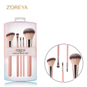 2017 Best Sell Synthetic Cosmetics Make Up Brush Set Eco Friendly Makeup  Brush Kits For Professionals - Buy Makeup Brush Kits For