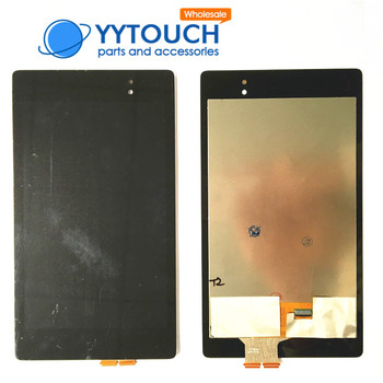 For ASUS Google Nexus 7 2nd ME570 ME571 gen 2013 LCD Display Touch Screen Digitizer Black Assembly