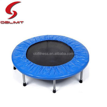 High Quality Fitness Equipment Folding Trampoline Spring Free Trampoline