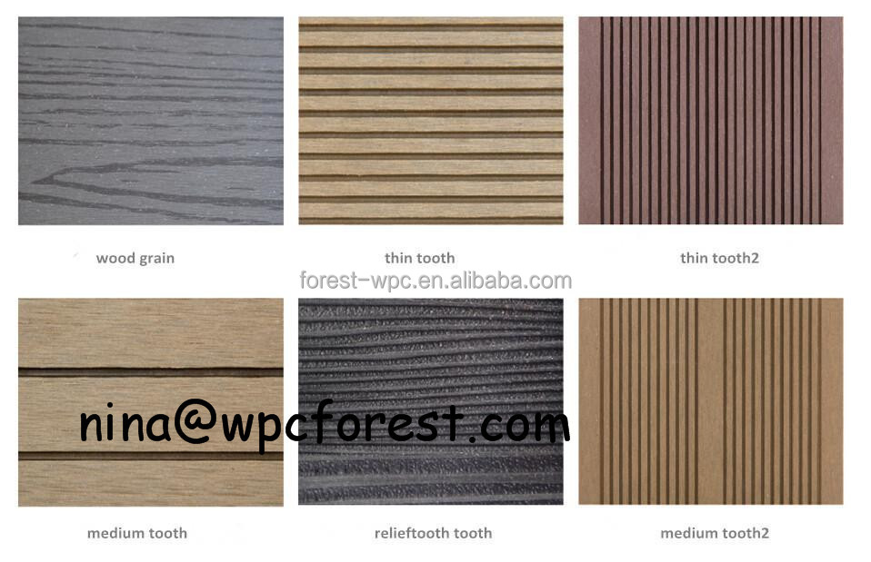 140x25mm wood plastic composite fence panels composite wood prices wpc flooring composite wood