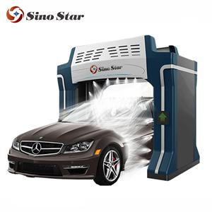 Full computer control portable high pressure car washer/ rollover car washing machine systems fully automatic ODM available