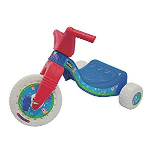 Peppa Pig Big-Wheel Rider Junior Tricycle For Girls To Ride On