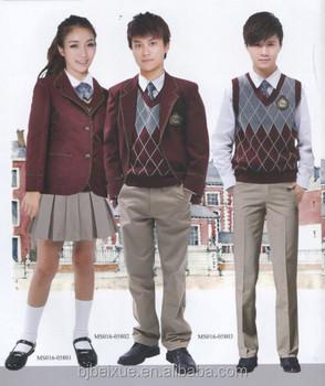 Seragam Sekolah Swasta 65