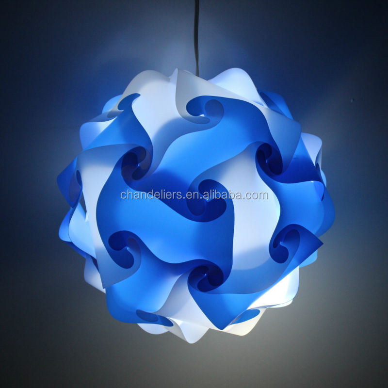solid color puzzle lamp D250 small IQ <strong>light</strong>