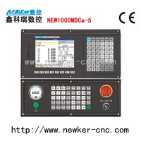 Controller NEW1000MDCa 5 axis CNC Milling controller