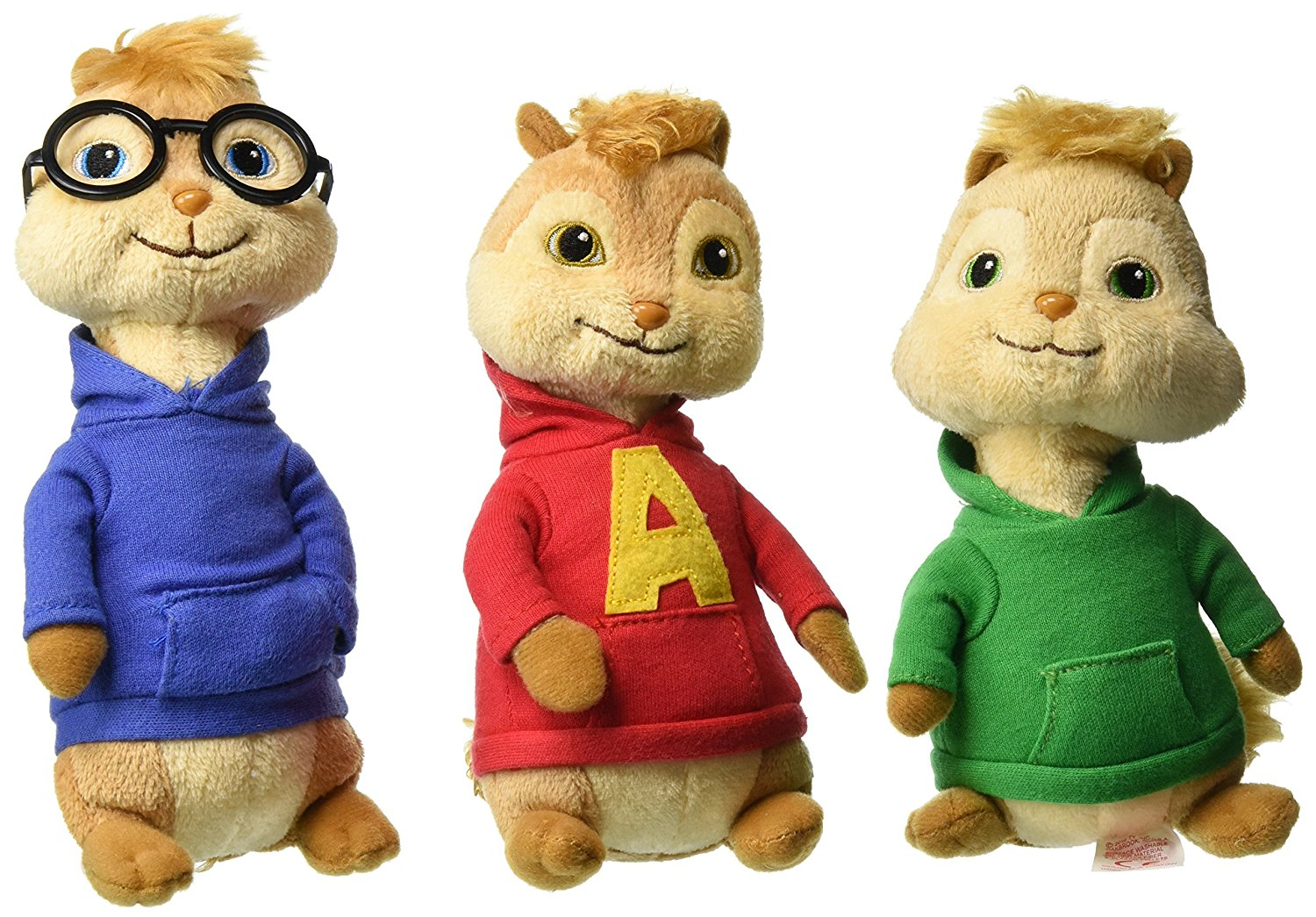 Alvin And The Chipmunks 3 Images buy ty beanie babies alvin & the chipmunks alvin, theodore