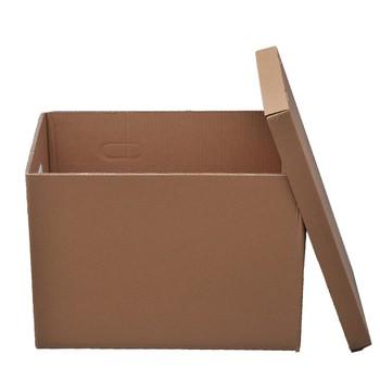 Saplı Büyük Karton Geri Dönüşüm Karton Saklama Kutusu Buy