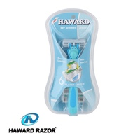 shaving razor 6 blade