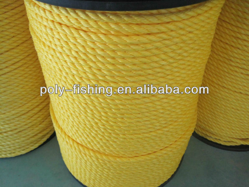 High Quality HDPE Rope PP Rope