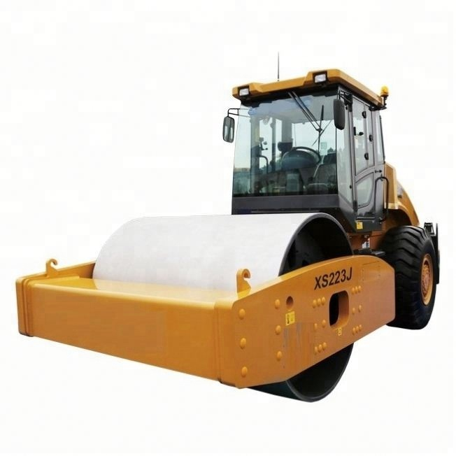 Used cheap Dynapac CA251D compactor roller, 14ton Sweden CA251D road roller in Shanghai