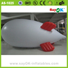 Helium airship inflatable rental balloon helium blimp for advertising
