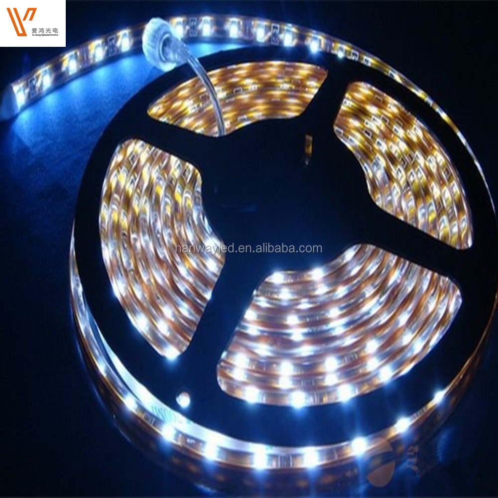 SMD5050 White Color LED Snake Strip Light