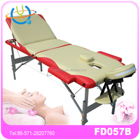 Hot Sales Mixed Colors Folding and Portable Sex Massage Table