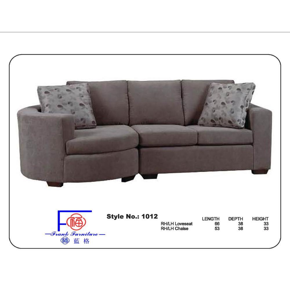 Corner Sofa Fabric Chaise Lounge