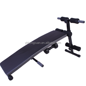 Factory price and High Quality with portable weight bench / wooden gym bench / weight lifting bench