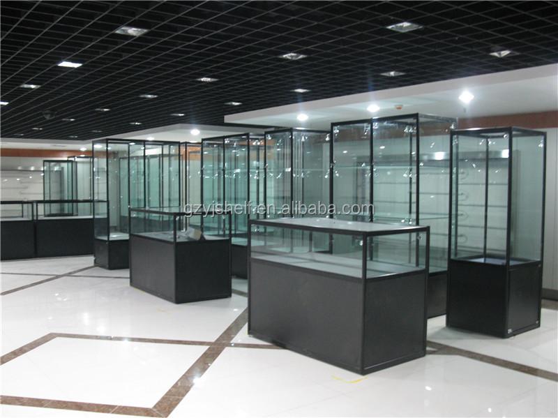 Most Useful Mdf Aluminium Glass Counter Glasses Display