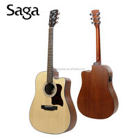 quality insurance guitar wholesale from huizhou china,Saga ,D100C
