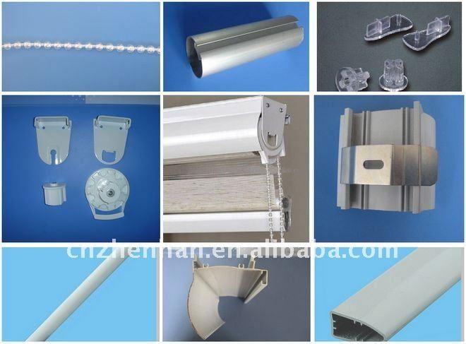 Roller Blind End Cap For Alum Bottom Rail Roller Shade